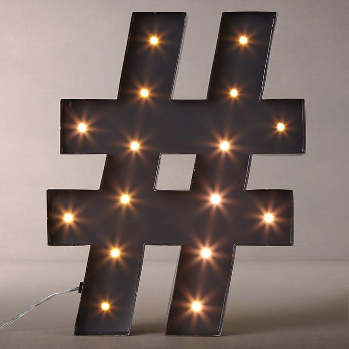 hashtag-light
