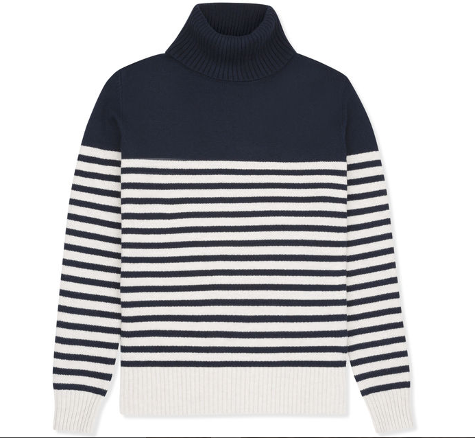 Women&#8217;s Leigh Roll Neck Knit</a>