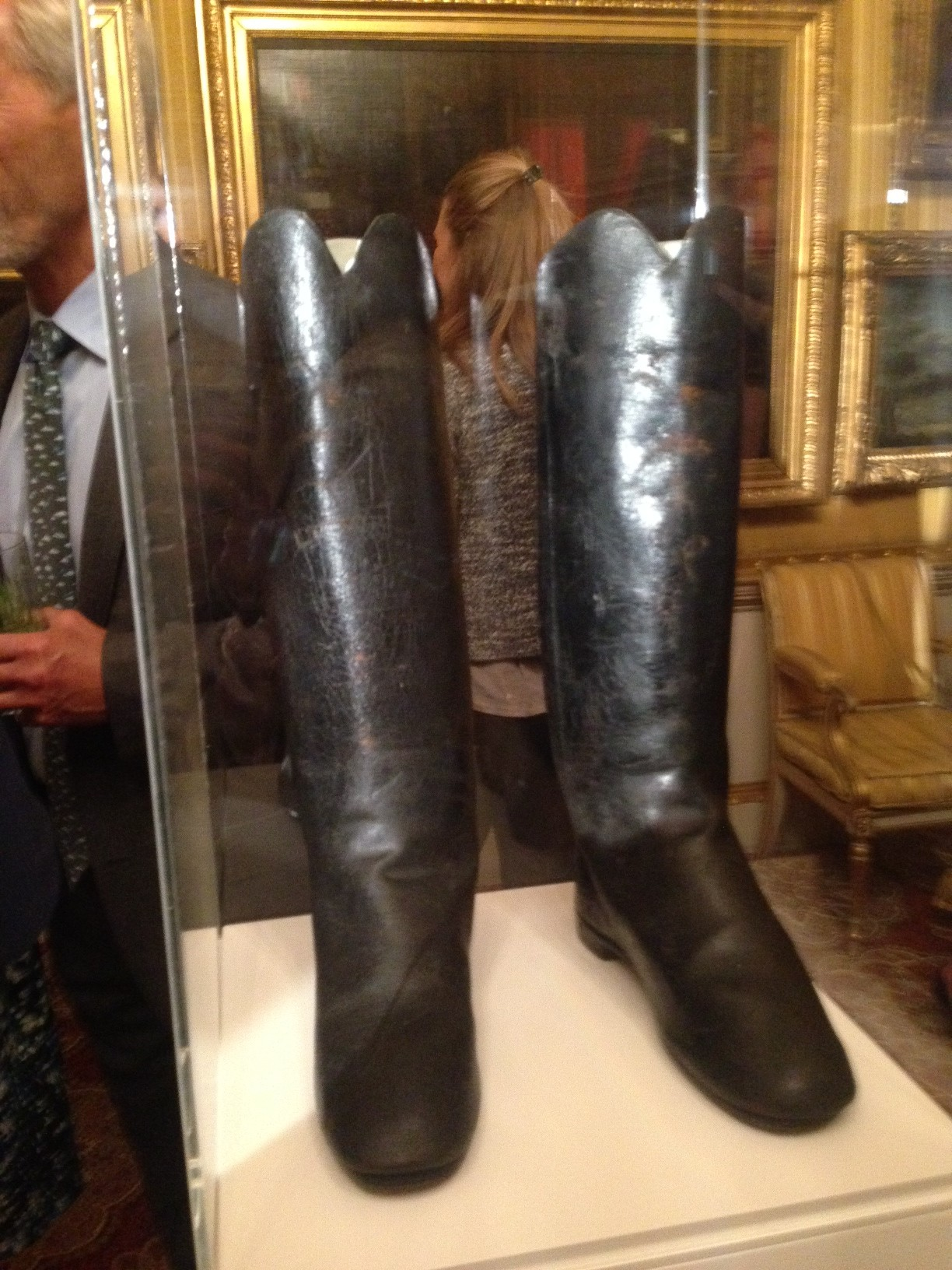 duke of wellington boot - photo #19
