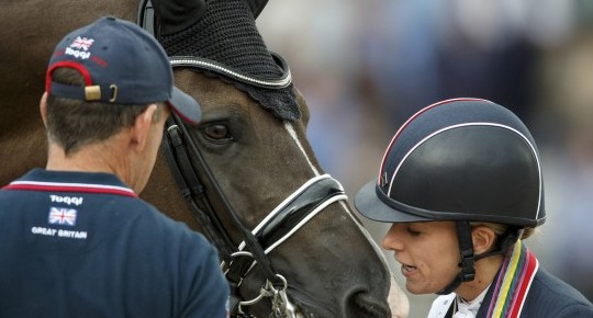 Dujardin Charlotte, (GBR), Valegro Grand Prix Special European Championships - Aachen 2015 © Hippo Foto - Dirk Caremans 15/08/15