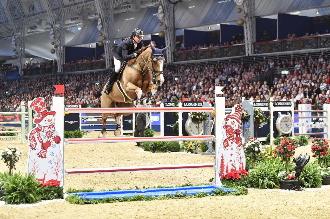 How To Watch Olympia Horse Show The Gaitpost