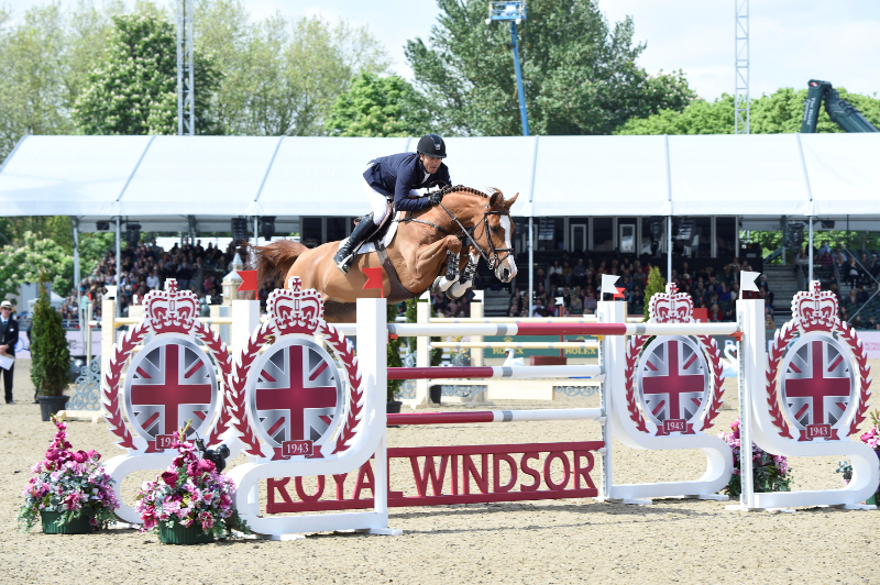 Tickets on sale for 5* Royal Windsor horse show | The Gaitpost